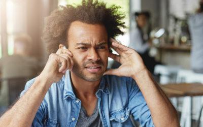 Hearing loss signs